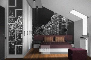 Дизайн Інтер'єру дворівневої квартири