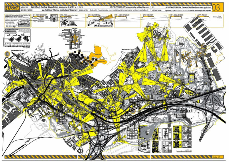 Самодостатнє місто. Ілюстрація міського середовища майбутнього. Частина ІI