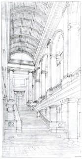 14. Ідея: Кас Гілберт; ілюстрація: Ф. Стікель 1909