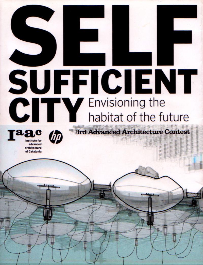 Самодостатнє місто. Ілюстрація міського середовища майбутнього. Частина І.
